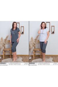 Комплект капри и футболки Vienetta Secret Арт: 008071-0619
