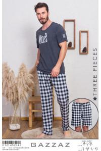 Комплект штанов и футболки Gazzas by Vienetta Арт: 012145-2387