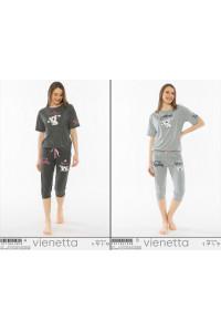 Комплект капри и футболки Vienetta Secret Арт.: 101186-1404