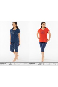 Комплект капри и футболки Vienetta Secret Арт.: 012299-2738