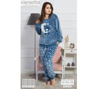 Комплект штанов и футболки с длинным рукавом Vienetta Secret Арт: 160461-1016