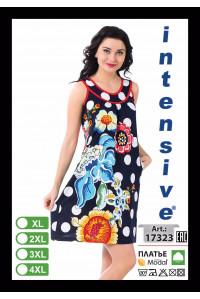 Туника платье на толстых шлейках Intensive Арт.: 17323