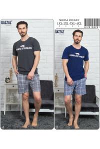 Комплект шорт и футболки Gazzaz by Vienetta Арт: 812016-0201
