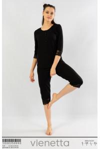 Комплект капри и футболки с рукавом три четверти Vienetta Secret Арт.: 103035-0000