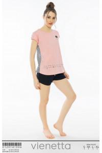 Комплект шорт и футболки Vienetta Secret Арт.: 012014-1006