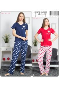 Комплект штанов и футболки Vienetta Secret Арт: 810074-1717