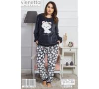 Комплект штанов и футболки с длинным рукавом Vienetta Secret Арт: 160485-1040