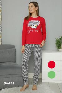 Комплект штанов и футболки с длинным рукавом Nicoletta Арт.: 96471
