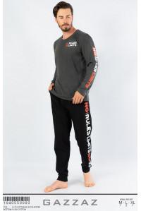Комплект штанов и футболки с длинным рукавом Gazzaz by Vienetta Арт.: 104055-0000