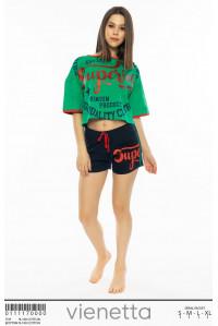 Комплект шорт и футболки Vienetta Secret Арт: 011117-0000