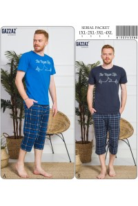 Комплект капри и футболки Gazzaz by Vienetta Арт: 812029-3286
