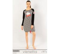 Туника с длинным рукавом Vienetta Secret Арт.: 103009-8162