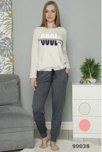 Комплект штанов и футболки с длинным рукавом Nicoletta Арт.: 99038
