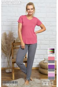 Комплект штанов и футболки Vienetta Secret Арт: 003142-0738