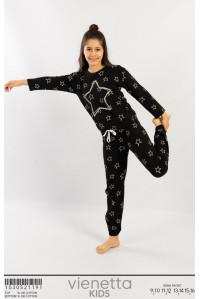 Детская пижама из штанов и футболки с длинным рукавом Vienetta Kids Арт.: 103052-1191