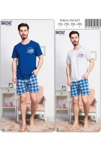 Комплект шорт и футболки Gazzaz by Vienetta Арт: 812150-3030