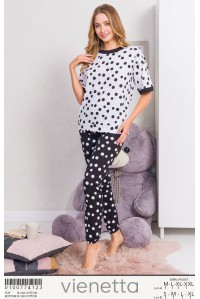 Комплект штанов и футболки Vienetta Secret Арт: 010077-4123