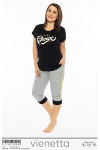 Комплект капри и футболки Vienetta Secret Арт: 011093-0000