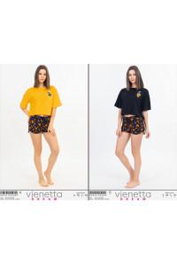 Комплект шорт и футболки Vienetta Secret Арт: 009210-9245