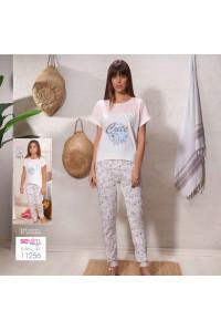 Комплект женский из штанов и футболки SEVIM Арт: 11256