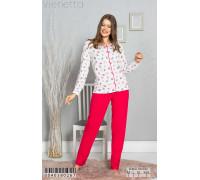 Комплект штанов и футболки с длинным рукавом Vienetta Secret Арт: 004038-0267