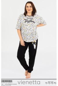 Комплект штанов и футболки Vienetta Secret Арт: 010121-2557