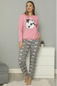 Комплект штанов и футболки с длинным рукавом Nicoletta Арт.: 96461