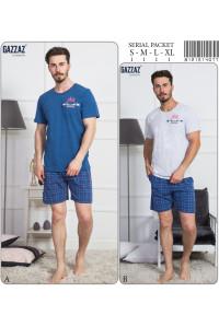 Комплект шорт и футболки Gazzaz by Vienetta Арт: 812151-4077