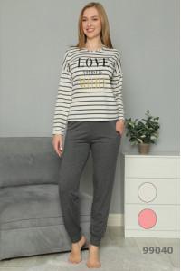 Комплект штанов и футболки с длинным рукавом Nicoletta Арт.: 99040