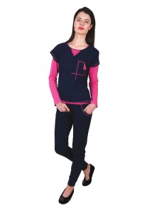 Комплект штанов и футболок Nicoletta Арт: 88263