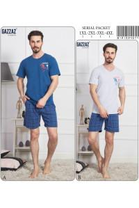 Комплект шорт и футболки Gazzaz by Vienetta Арт: 812152-4077