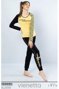 Комплект штанов и футболки с длинным рукавом Vienetta Secret Арт.: 104368-0000