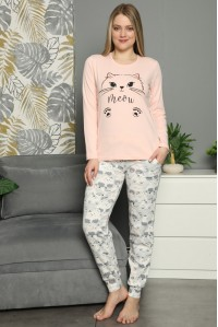 Комплект штанов и футболки с длинным рукавом Nicoletta Арт.: 96443