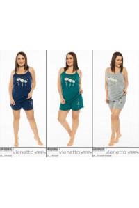 Комплект шорт и майки на узких шлейках Vienetta Secret Арт.: 012046-0000