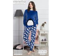 Комплект штанов и футболки с длинным рукавом Vienetta Secret Арт: 160450-1005