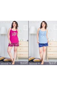 Комплект шорт и майки на узких шлейках Vienetta Secret Арт: 910063-5813
