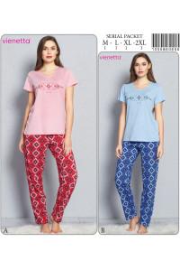 Комплект штанов и футболки Vienetta Secret Арт: 705086-0650