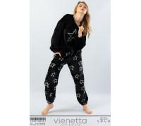 Комплект штанов и футболки с длинным рукавом Vienetta Secret Арт: 103054-0061