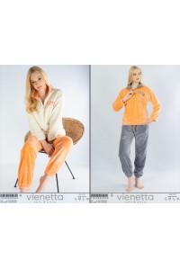 Комплект штанов и футболки с длинным рукавом Vienetta Secret Арт: 103088-0000