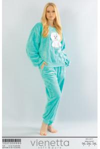 Комплект штанов и футболки с длинным рукавом Vienetta Secret Арт: 103100-0000