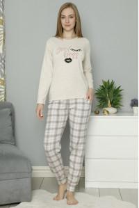 Комплект штанов и футболки с длинным рукавом Nicoletta Арт.: 96453