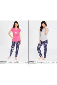 Комплект штанов и футболки Vienetta Secret Арт: 011077-6530