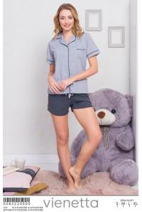 Комплект шорт и рубашки Vienetta Secret Арт.: 008222-0000
