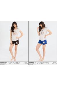Комплект шорт и футболки Vienetta Secret Арт: 010052-0000