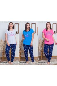 Комплект штанов и футболки Vienetta Secret Арт: 008092-4841