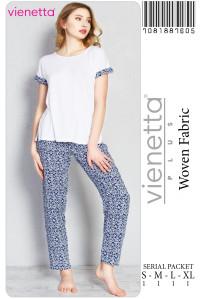 Комплект штанов и футболки Vienetta Secret Арт: 708188-7605