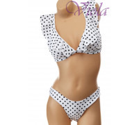 Женский раздельный купальник с рюшами ATLANTIC BEACH Арт.: 32623